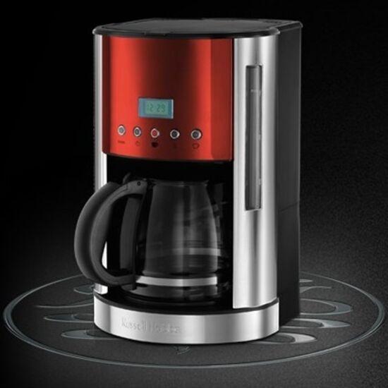 Jewels kávéfőző rubinvörös 18626-56