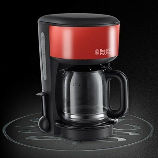 Russell Hobbs 20131-56 Colours Flame Red kávéfőző
